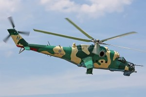 No helicopter was shot down in Borno State – Nigerian Air Force dismisses rumours