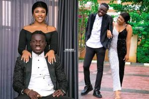 Akpororo And His Wife, Josephine Celebrate 5th Wedding Anniversary