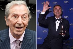 British comedian, Des O'Connor dies at 88