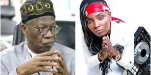 DJ Switch will be exposed soon over claims on the alleged lekki shooting, says Lai Mohammed