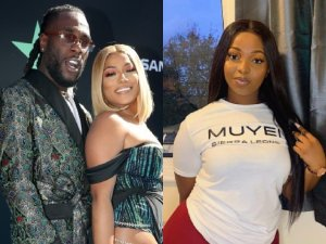 Burna Boy accused by 23-year-old girl of cheating on her with Stefflon Don