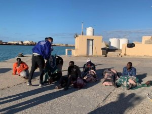 43 Europe-bound Nigerians, Ghanaians drown in Mediterranean sea
