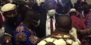 Host communities exchange blows at Reps hearing