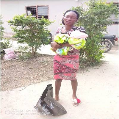 , Woman sells her one day old baby for N10,000 to pastor in Ondo, Effiezy - Top Nigerian News & Entertainment Website