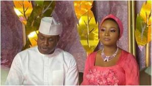 Ex-Speaker Dimeji Bankole weds kebbi governor's daughter