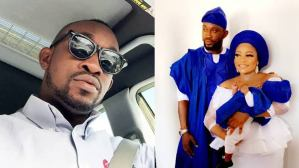 My wife accused me of molesting our 9-month-old son because I asked for a DNA test– Victor Inalu