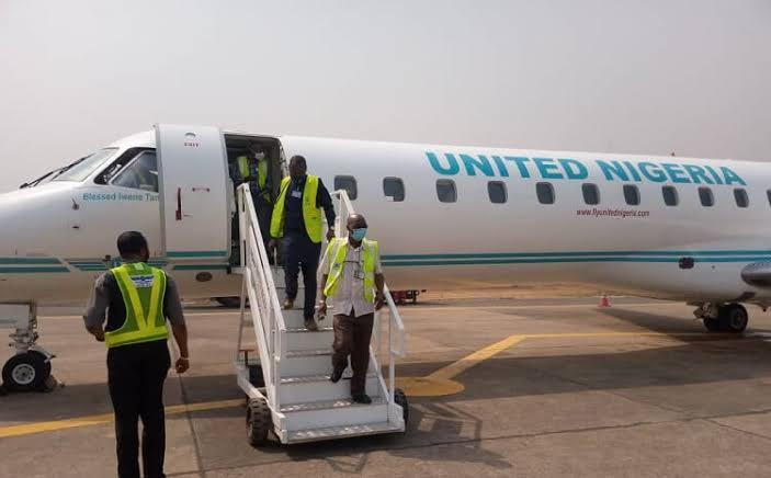 , United Nigerian Airline starts Operation, makes Enugu Its Operation base, Effiezy - Top Nigerian News & Entertainment Website
