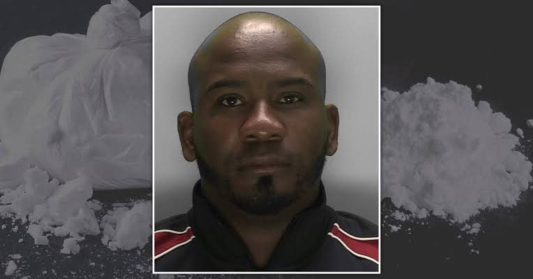 , Smuggler who swallowed over 90 packages of cocaine imprisoned in UK, Effiezy - Top Nigerian News & Entertainment Website