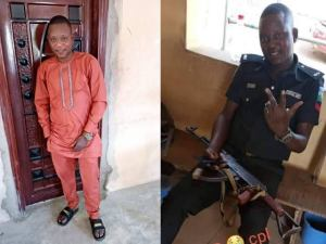 DSS Officials allegedly beat Police Officer, Corporal Fawale Rauf to death in Osun
