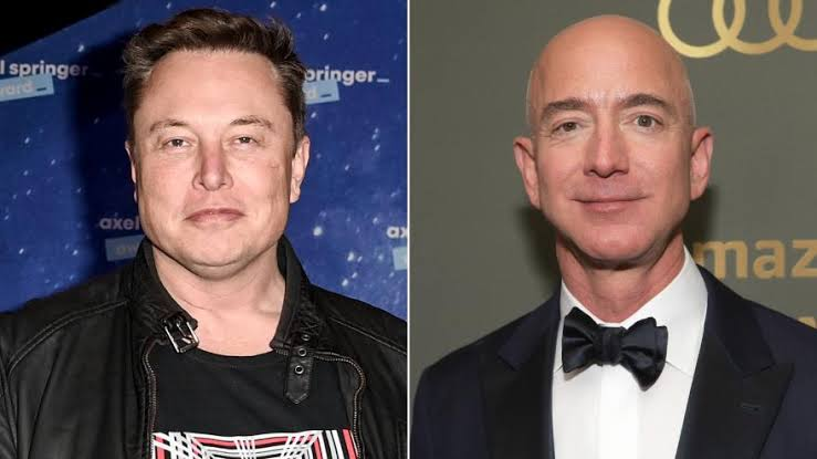 , Elon Musk overtakes Jeff Bezos to become world's richest person, Effiezy - Top Nigerian News & Entertainment Website
