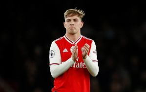 Arsenal offer Emile Smit three times his salary