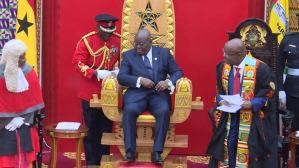 Ghana President Nana Akufo-Addo Sworn in for Second Term