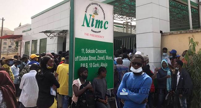 , NIMC staff suspend strike, to resume work on Monday, Effiezy - Top Nigerian News & Entertainment Website