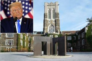 Lehigh University revokes honorary degree awarded to President Donald Trump