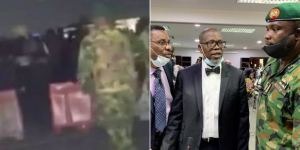 #EndSARS: Nigerian Army disbands legal team, pulls out of Lagos panel investigating lekki shooting