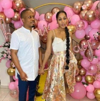 Singer Naeto C celebrates his wife on her 33rd birthday