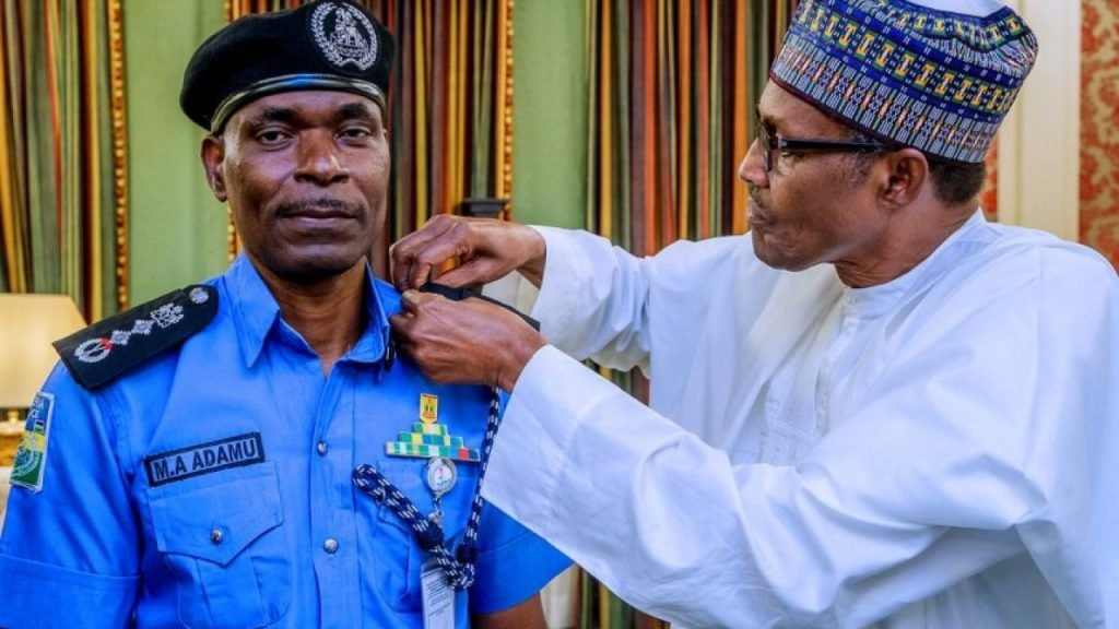 , NBA sues Buhari for extending tenure of IG of Police, Mohammed Adamu, Effiezy - Top Nigerian News & Entertainment Website