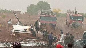 Update: Seven killed as Air Force jet crashes in Abuja