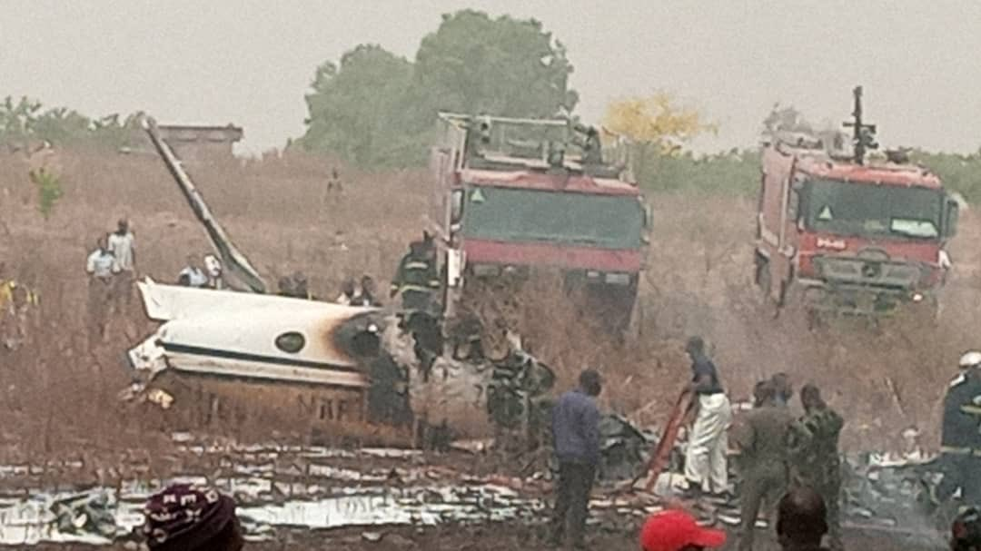 Update: Seven killed as Air Force jet crashes in Abuja, Update: Seven killed as Air Force jet crashes in Abuja, Effiezy - Top Nigerian News & Entertainment Website