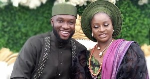 Former Mr Nigeria, Emmanuel Ikubese and wife, Anita Brows spark marriage breakup rumour as couple delete pictures on Instagram