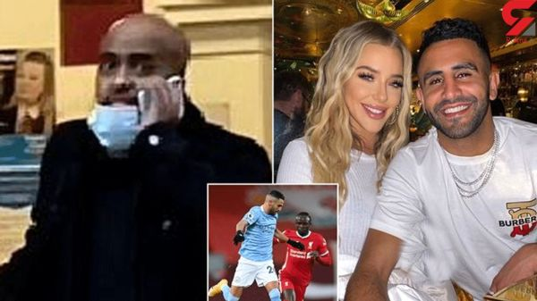 Fraudster blew £175,000 from Man City's Riyad Mahrez's bank card for over a month, Fraudster blew £175,000 on Man City's Riyad Mahrez's bank card for over a month, Effiezy - Top Nigerian News & Entertainment Website