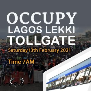 #OccupyLekkiTollGate: Nigerians to protest over reopening of Lekki tollgate