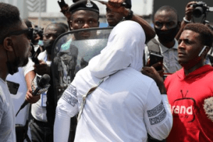 Police arrest more protesters at Lekki Toll Gate (Photos + Video)