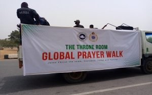 RCCG holds prayer walk in Abuja over heightening insecurity