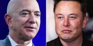 Jeff Bezos overtakes Elon Musk to become world's richest again