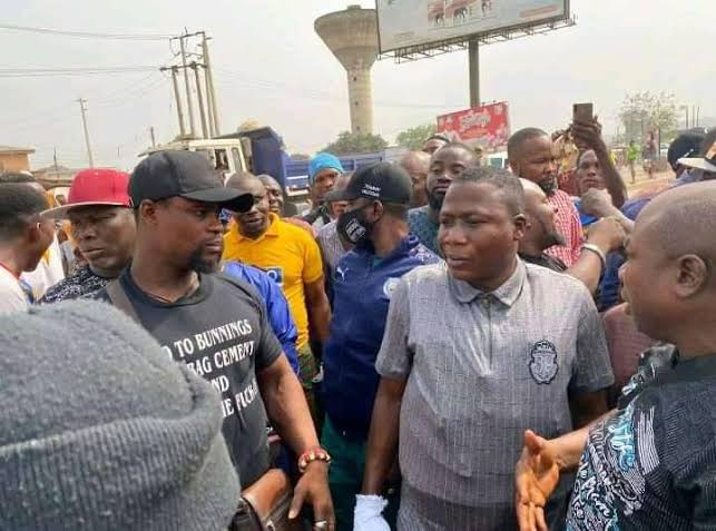 Sunday Igboho storms Ogun, vows to flush out killer herdsmen