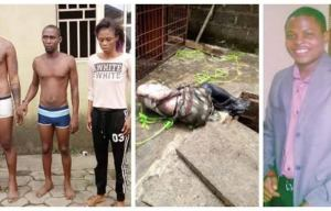 Man, Sodienye who murdered Jumia delivery agent over iPhone sentenced to death