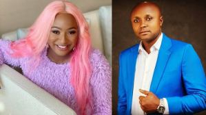 Davido's PA, Israel bows to pressure, issues public apology to DJ Cuppy (video)