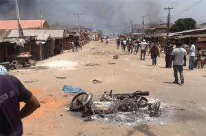 Tension in Lagos community as one killed, many injured in Hausa/Yoruba clash