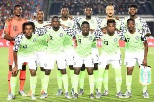 Super Eagles drop to 36 in latest FIFA rankings