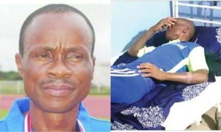 , Ex-Eagles defender, Yisa Sofoluwe, is dead, Effiezy - Top Nigerian News & Entertainment Website