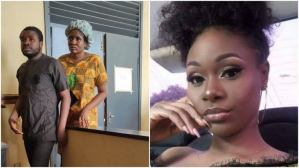 Justice for Ijeoma: Mercy Eke react to alleged murder of makeup artist as deceased mother lay curse on perpetrators (Video)