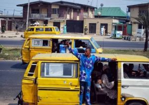 Lagos state government plans to phase out yellow commercial buses known as danfo