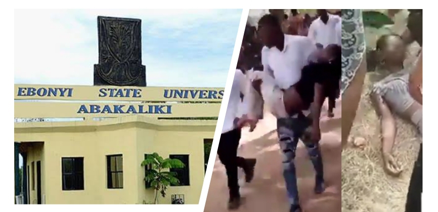 , EBSU apologises to students, says the incident won't gappen again, Effiezy - Top Nigerian News & Entertainment Website