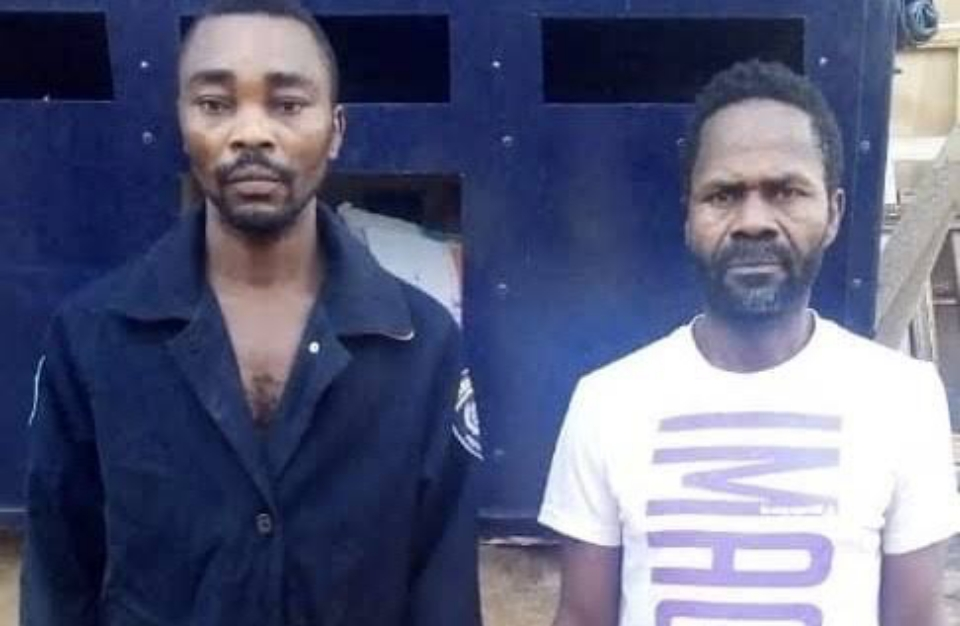 Police arrest two men for allegedly gang raping 16-year-old girl in Anambra