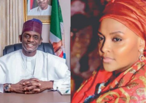 Yobe state governor marries Abacha's daughter