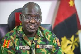 , Buratai breaks silence on missing billions meant for arms, Effiezy - Top Nigerian News & Entertainment Website