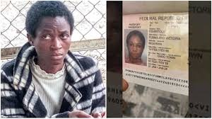 Lady deported from Oman gets stranded at Lagos Airport after losing her memory