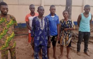 Father & his children nabbed over kidnapping in Ogun State