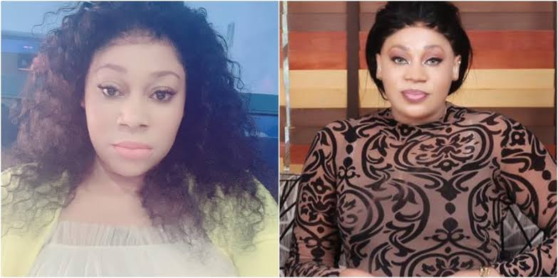 It is hungry that makes fans to draw tattoo of celebrities on their body - Actress Maryam Charles