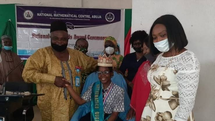 , 15-year-old Nigerian girl defeats UK, US students at global mathematics competition, Effiezy - Top Nigerian News & Entertainment Website