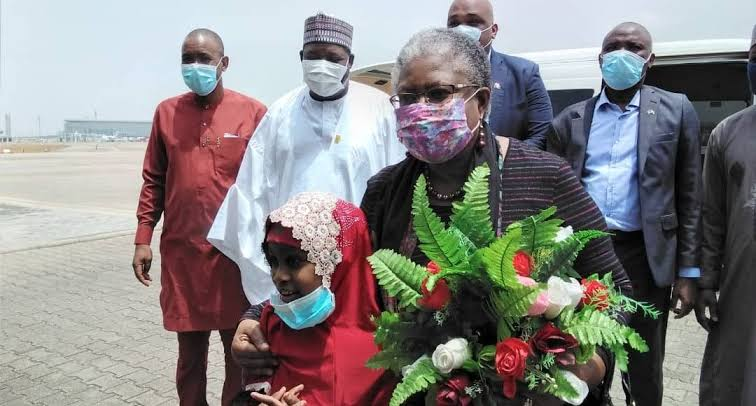 , Ngozi Okonjo-Iweala first visit to Nigeria after assuming office as WTO DG, Effiezy - Top Nigerian News & Entertainment Website