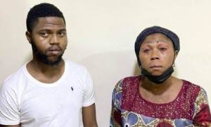 EFCC arrests son, mother for alleged N50m internet fraud