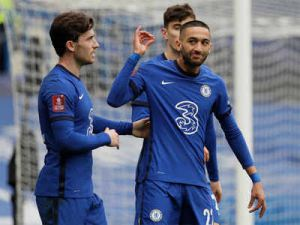 Chelsea books spot in FA Cup semifinals after a hard fought victory over Sheffield United