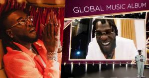 Grammy: Burna boy wins best 'Global Music' award