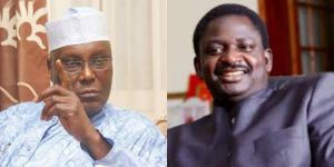 You cannot wash yourself clean of what Nigerian has become, Femi Adesina hits back at Atiku